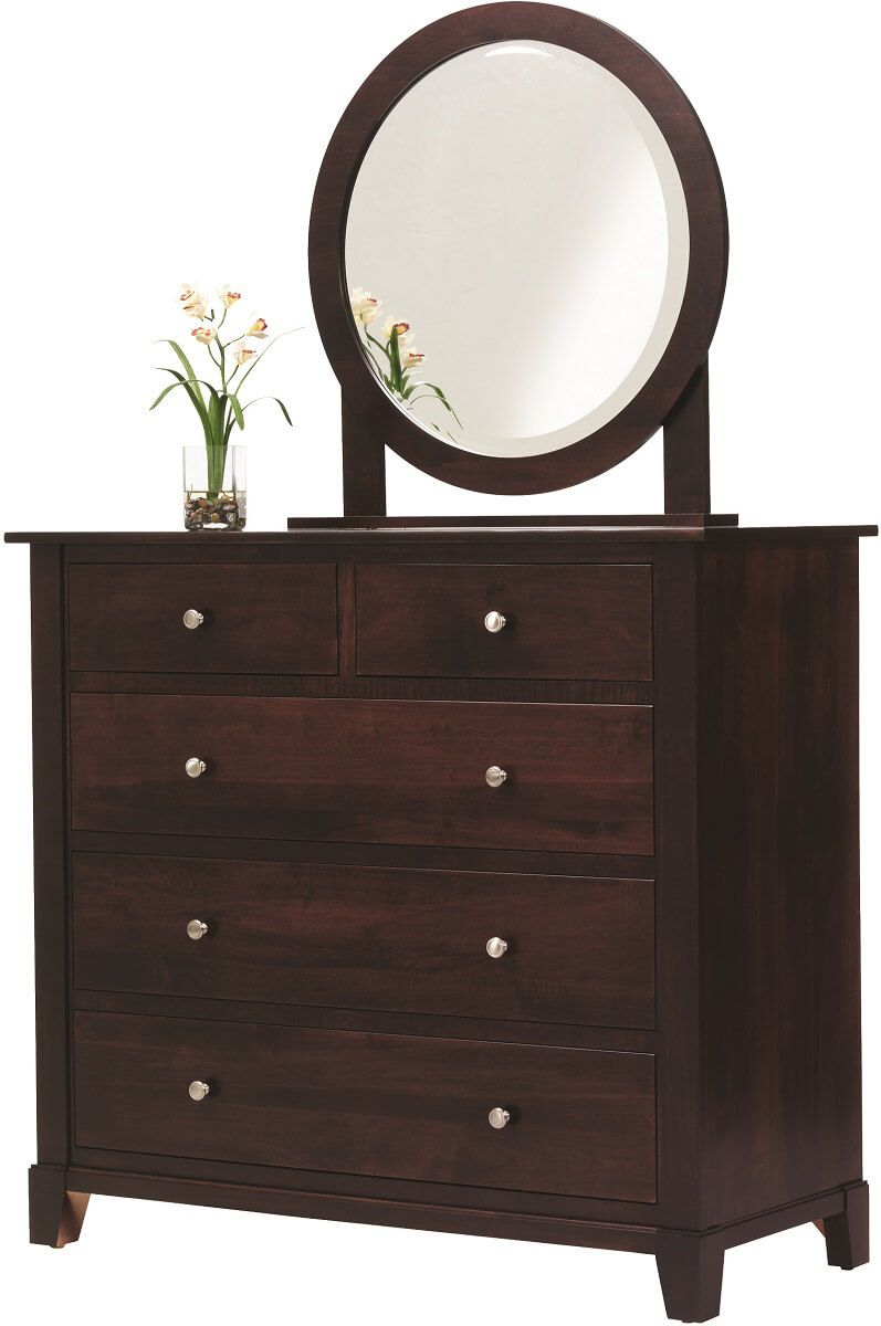 Darien 5-Drawer Dressing Chest