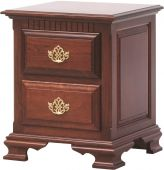 Elizabeth's Tradition 2-Drawer Nightstand