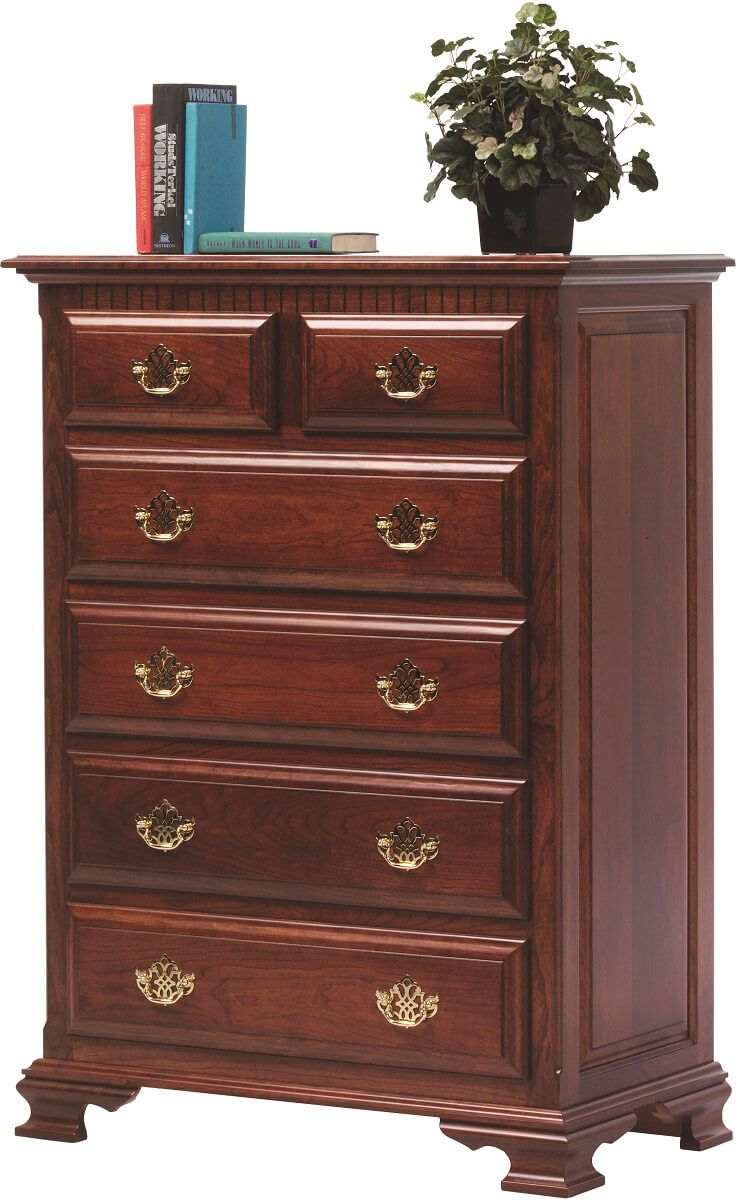 Elizabeth's Tradition Cherry Chest of Drawers