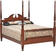 Elizabeth's Tradition Pilaster Bed