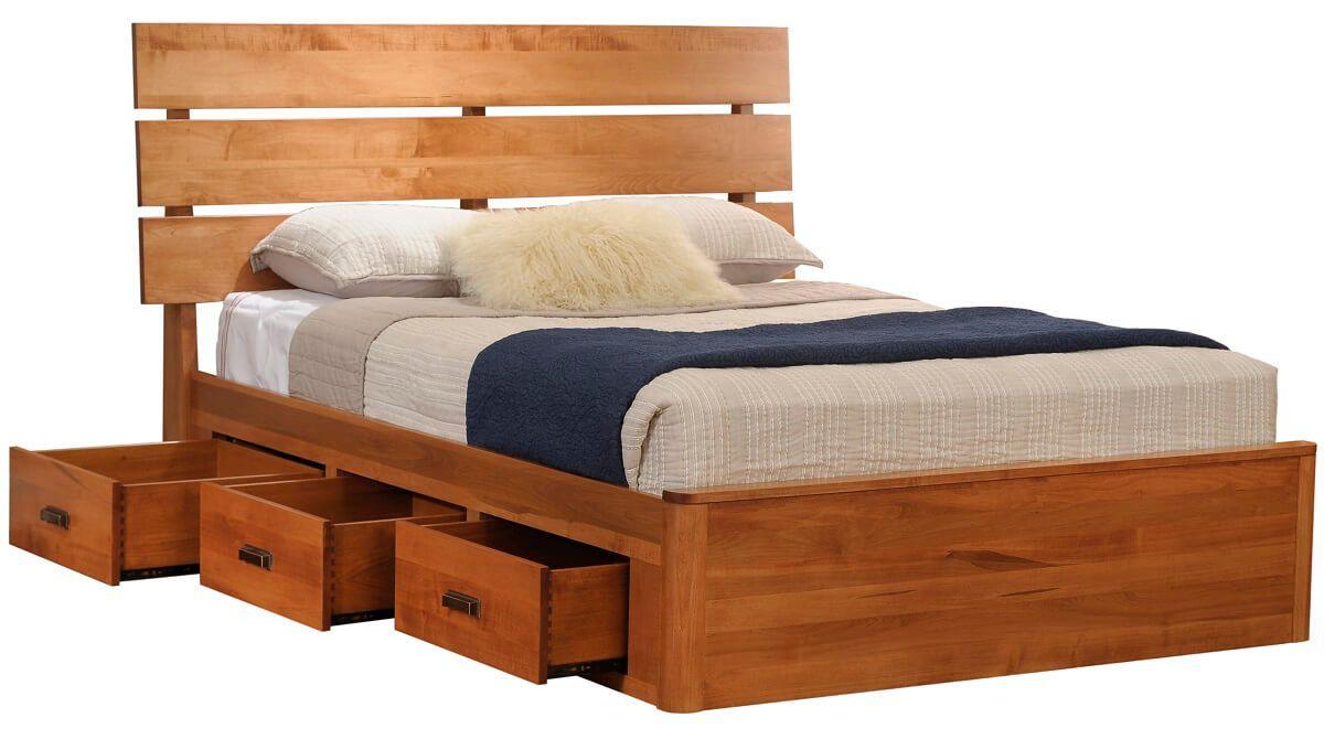 Elk City Storage Platform Bed