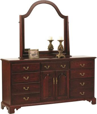 Fairmount Heights Dresser with Mirror