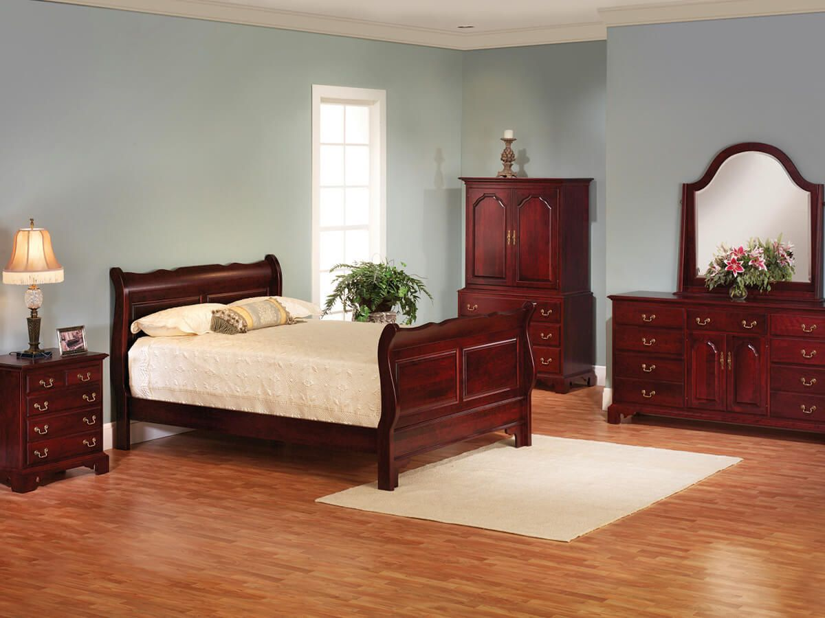 Fairmount Heights Amish Bedroom Furniture Set