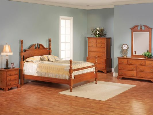 Fairmount Heights Cannon Ball Bedroom Collection