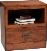 Galway 1-Drawer Nightstand
