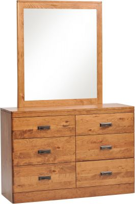 Galway Low Dresser with Mirror