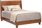 Galway Sleigh Bed