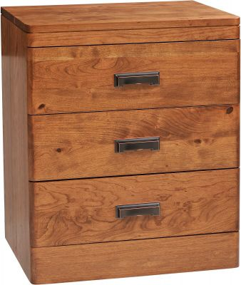 Galway 3-Drawer Nightstand