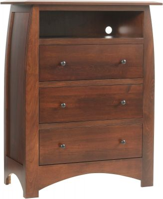 Garonne Media Chest of Drawers