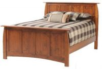 Garonne Panel Bed