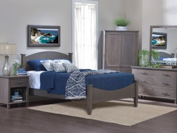 Bedroom Set With Armoire. Lyons Armoire Handmade Armoires  Wardrobes Countryside Amish Furniture