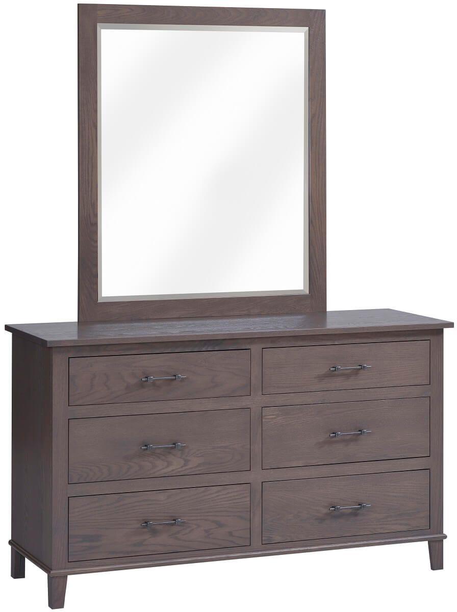 Lyons Dresser with Mirror