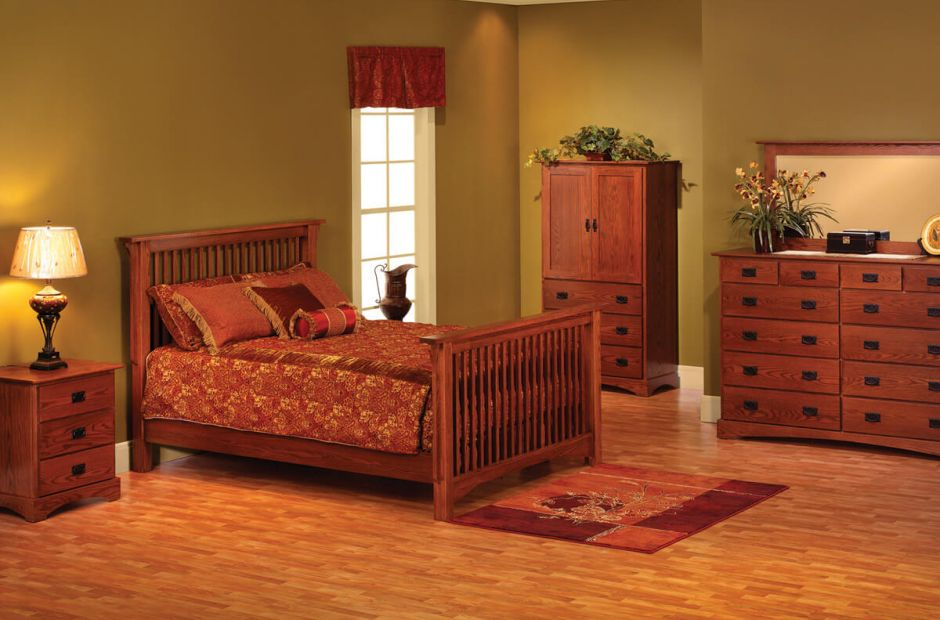 Mission Hills Bedroom Set image 1