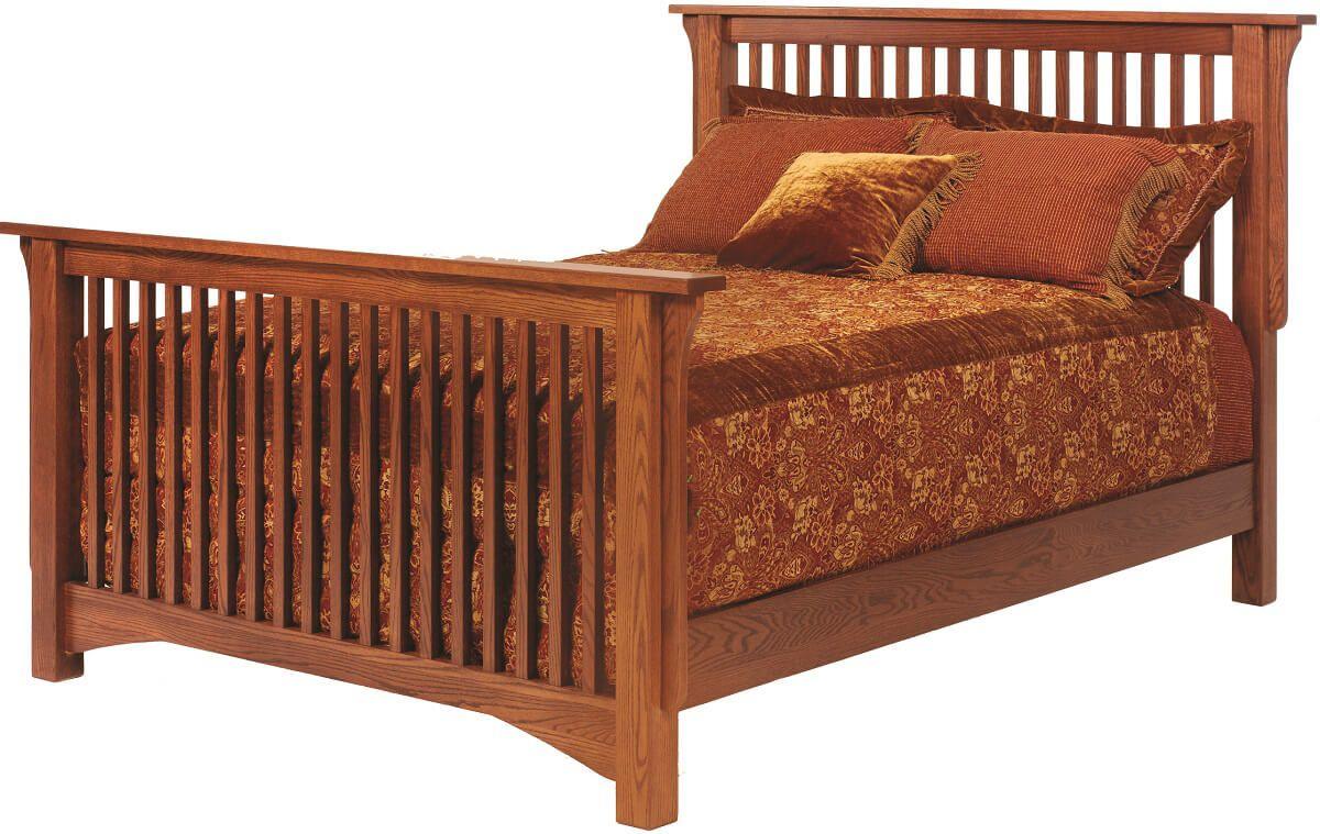 Mission Hills Bed