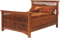 Mission Hills Slat Bed