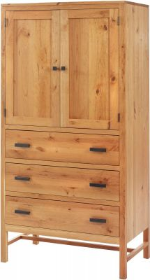 New Lebanon Clothing Armoire