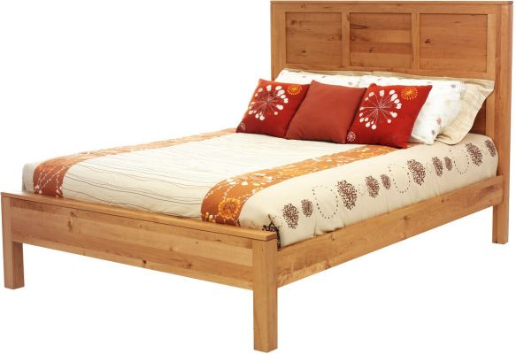 New Lebanon Panel Bed