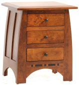 Palmina 3-Drawer Nightstand
