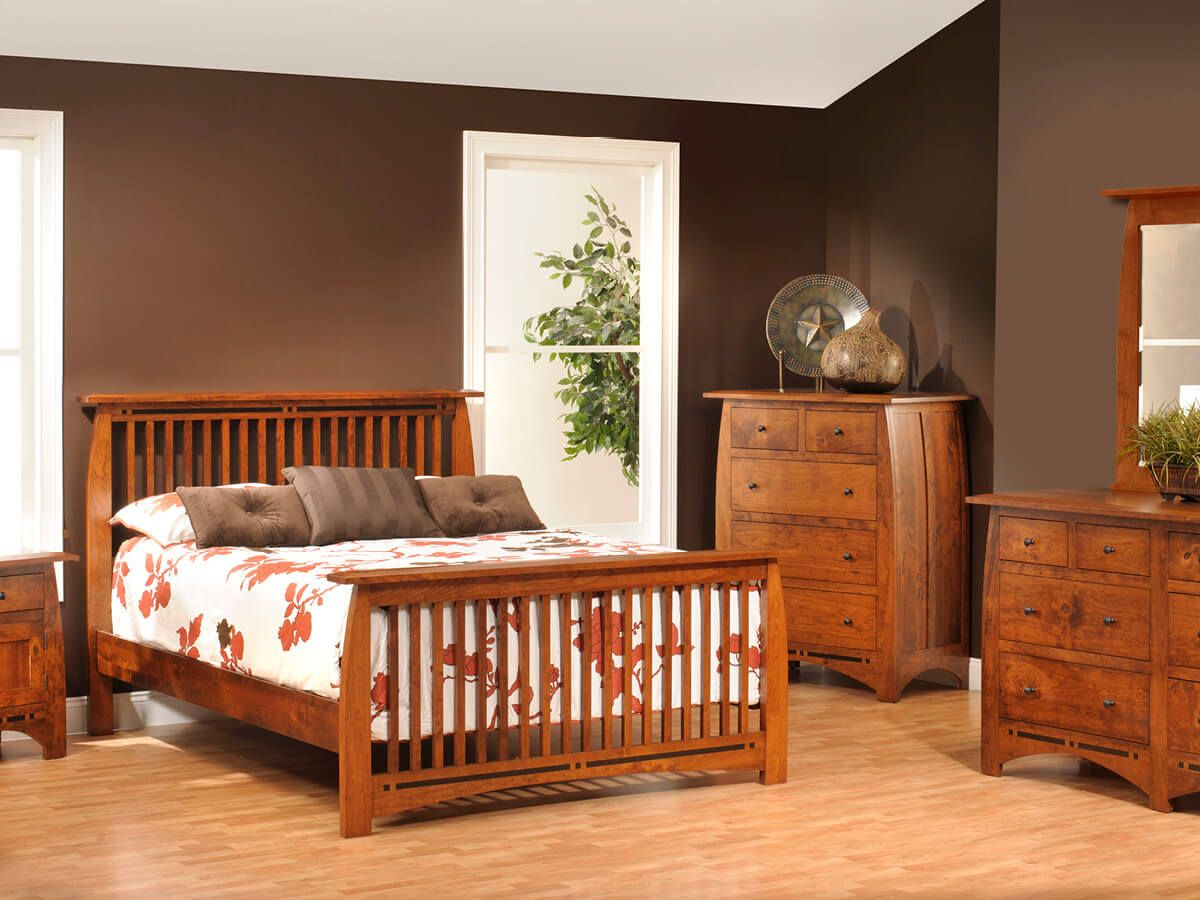 Modern Mission Bedroom Furniture