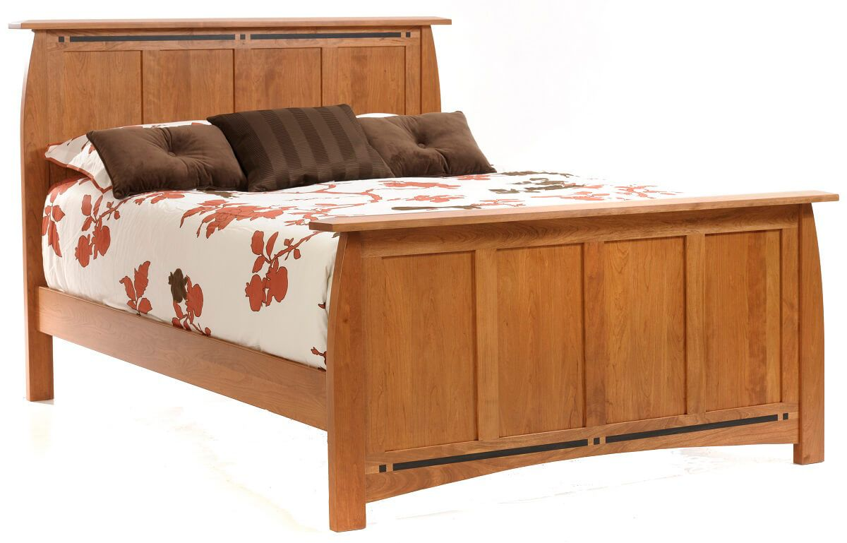 Palmina Panel Bed