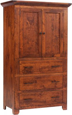 Roswell Solid Wood Armoire