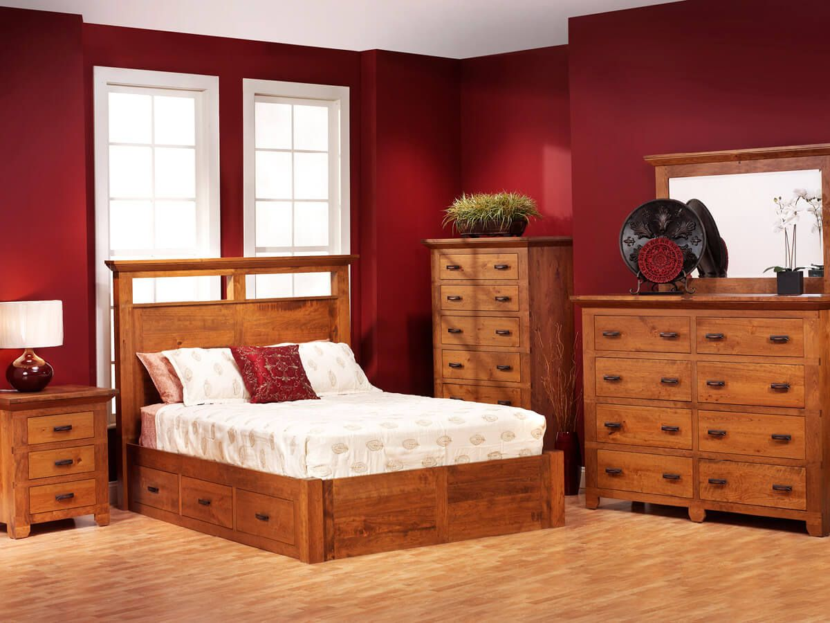 Roswell Bedroom Furniture