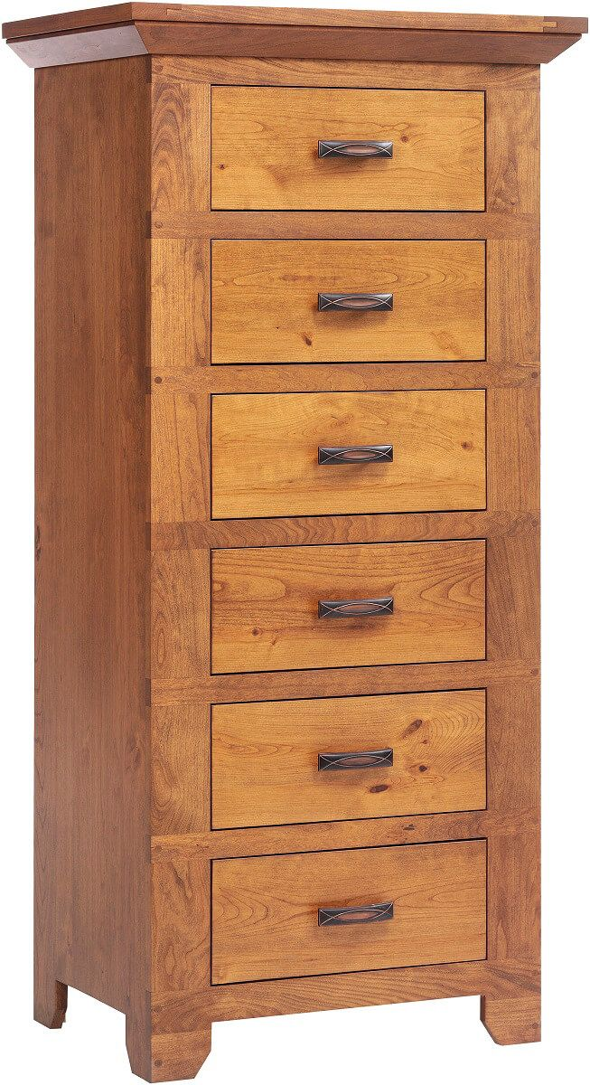 Roswell Solid Wood Lingerie Chest