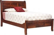 Roswell Sleigh Bed