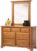 "Seneca Creek 56"" Dresser"