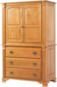 Seneca Creek Entertainment Armoire