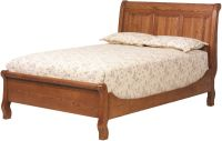 Seneca Creek Sleigh Bed