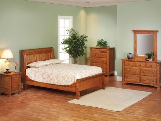 Seneca Creek Amish Bedroom Furniture Set