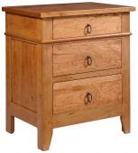 Sonoran 3-Drawer Nightstand