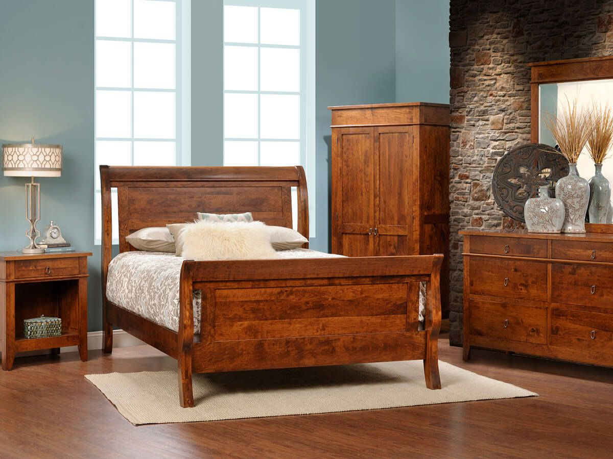 Sonoran Amish Bedroom Furniture Set