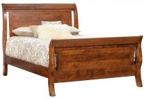 Sonoran Sleigh Bed