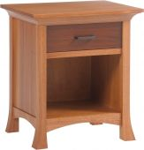 Villa 1-Drawer Nightstand
