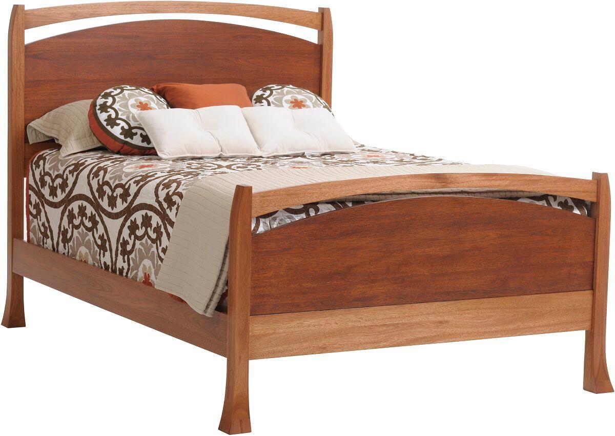 Villa Panel Bed