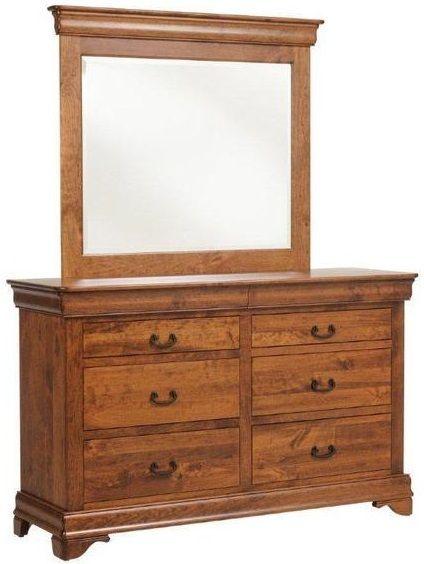 Vincennes Mirror Dresser