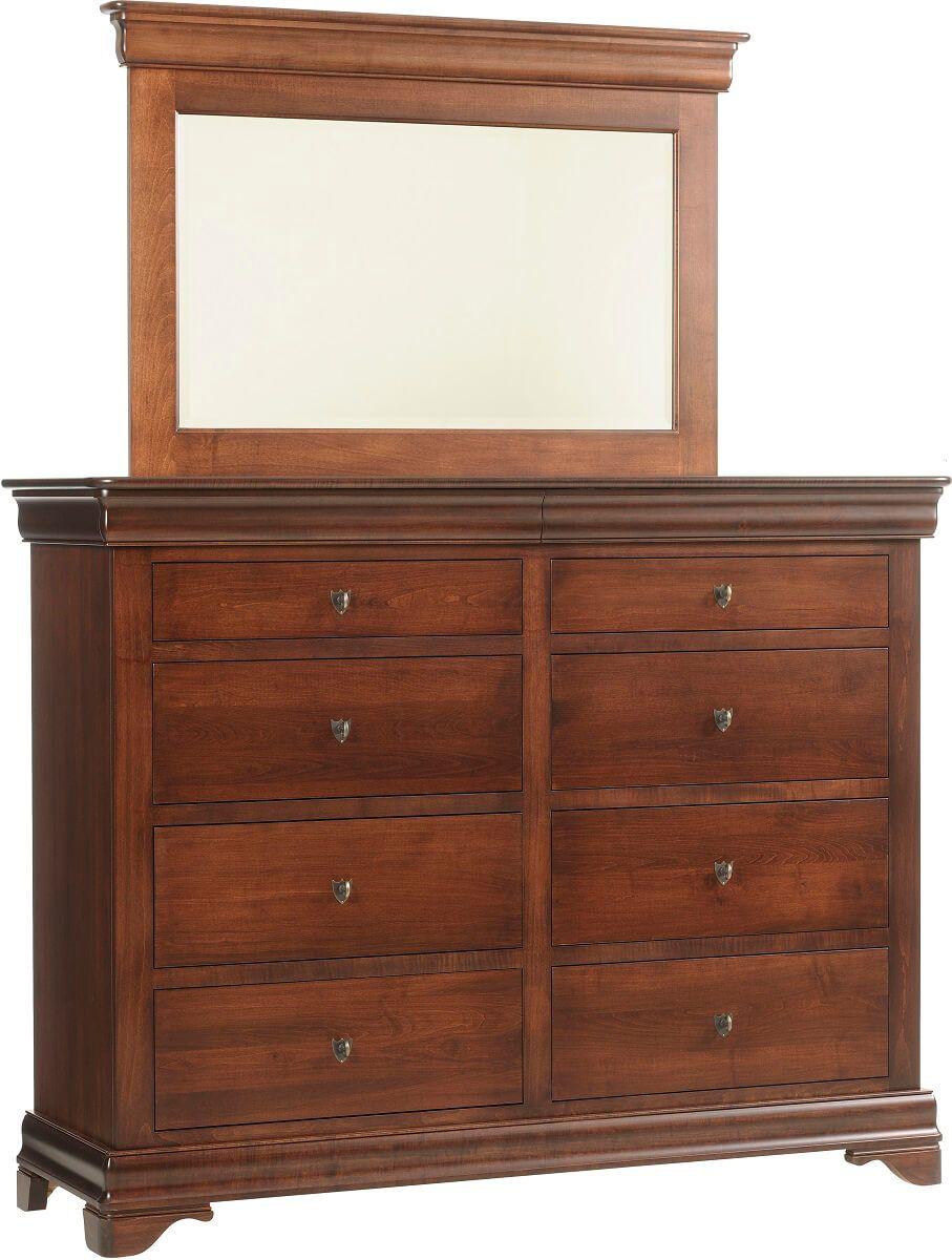 Vincennes High Dresser