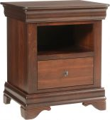 Vincennes 2-Drawer Nightstand