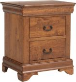 Vincennes 3-Drawer Nightstand