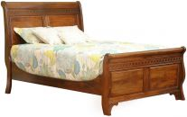Norman Sleigh Bed
