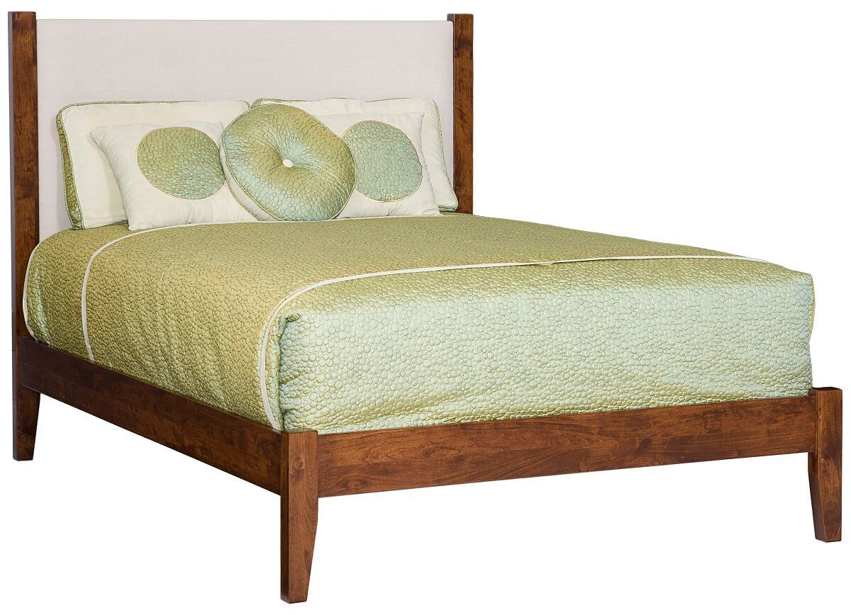 Sonoran Amish Bed in Rustic Cherry
