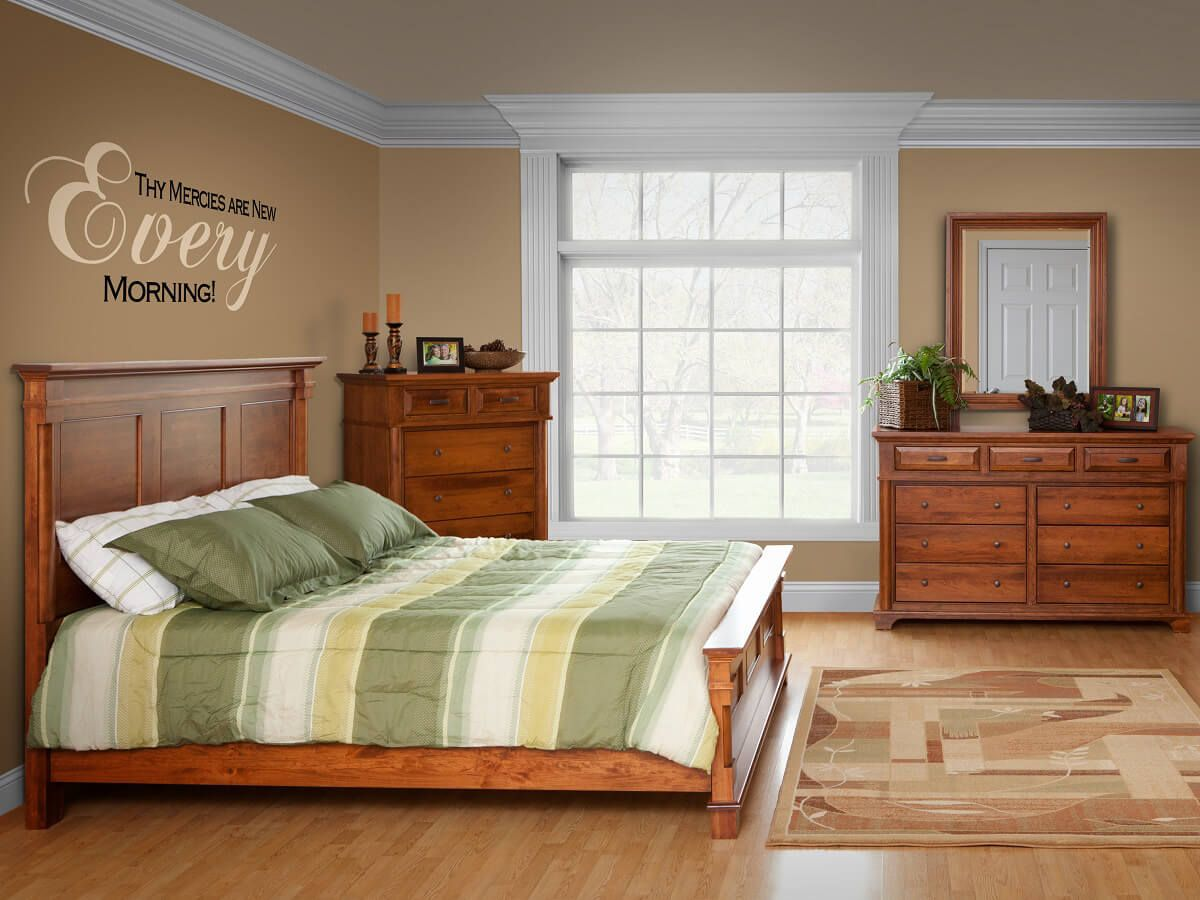 Albany American Made Dresser Countryside Amish Furniture