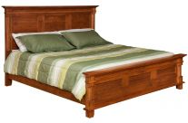 Albany Panel Bed
