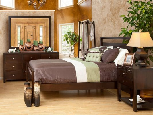 Modern Bedroom Furniture Collection