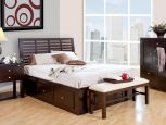 Shown with Brookville Storage Bed