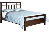 Brookville Contemporary Bed