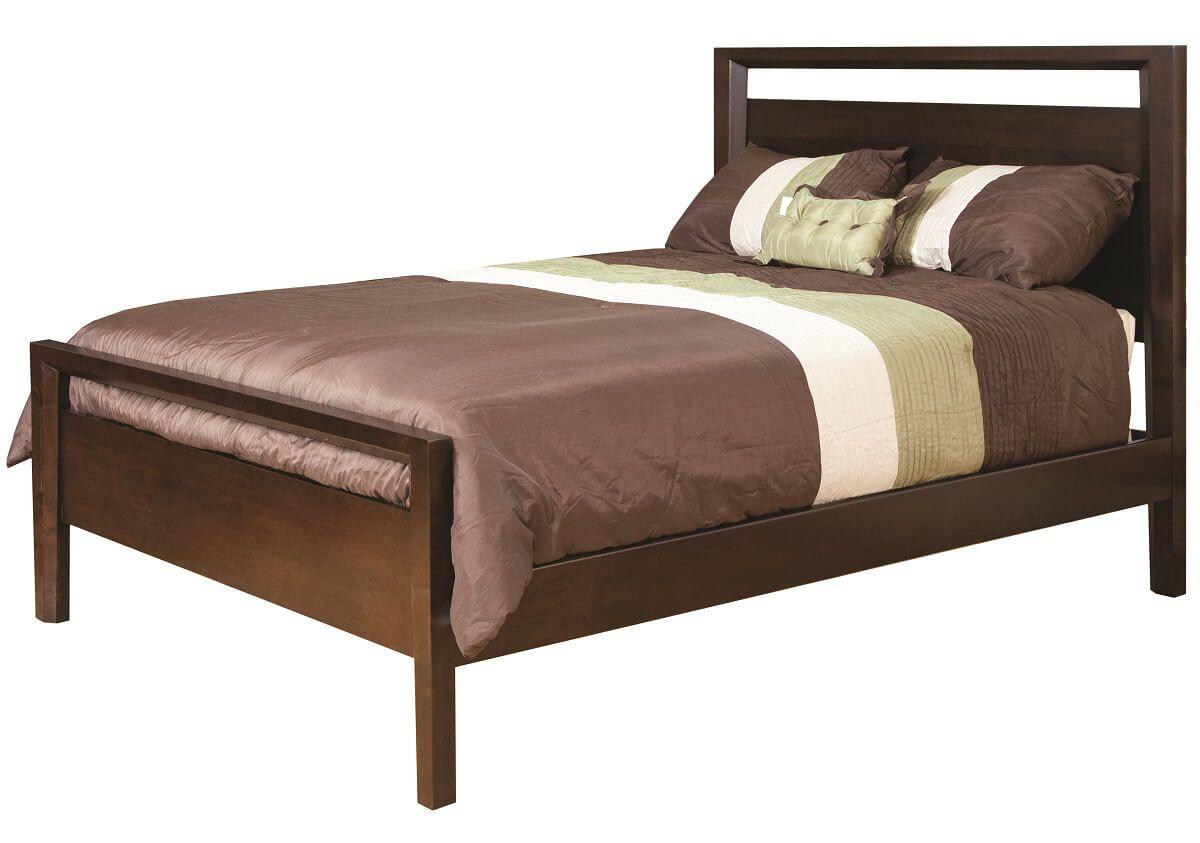 Brookville Modern Bed