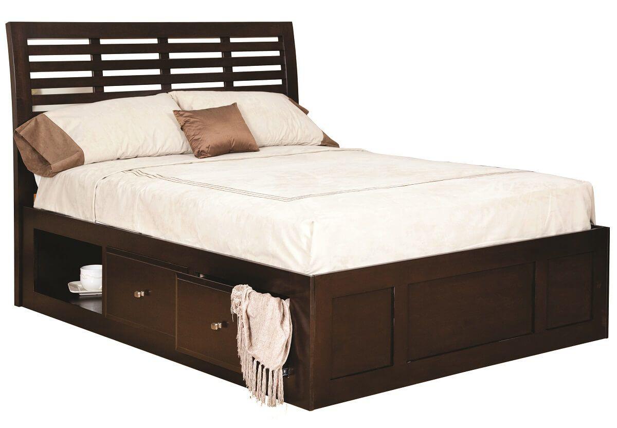 Brookville Storage Bed